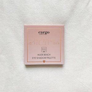 Cargo Nude Eyeshadow Palette